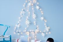 Dazzling Christmas Lights / Get inspired with this stunning collection of ideas to hang up your Christmas lights this year!