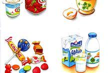 Ovoce, zelenina, jídlo