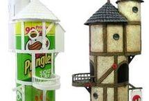 Imaginative Bird Houses