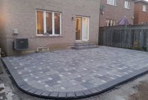Interlock Backyard Patios / As an extension of your household, investing in the backyard of your dreams enhances your quality of life and increases the value of your home. Interlocking stone is a great way to add colour and enhance existing natural elements, offering various options in terms of patterns and customization.