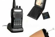 Spy Walkie-Talkie Wireless Earpiece Kit / Secret communications need special spy devices like spy bluetooth earpiece walkie-talkie can give what it takes and one can buy earpieces online delhi india.