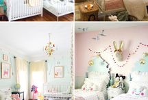 Kids' bedroom ideas / Ideas and inspiration for kids' bedroom design.