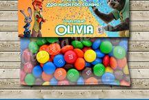 Festa Zootopia Disneh