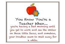 Why I Teach / by Jill Marie