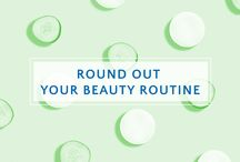 Round Out Your Beauty Routine / Tips, tricks, and tutorials for your beauty routine featuring NEW Q-tips Beauty Rounds. / by Q-tips