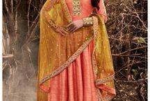 Latest Salwar Kameez 2017 - 2018 / Shop the best women salwar kameez collection 2017 - 2018 at http://www.hatkay.com/salwar-kameez-online