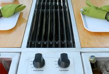 Grill Envy / Seriously cool grills, outdoor kitchens, cooking gadgets, etc.