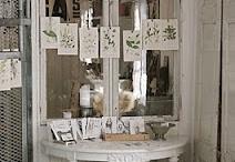 Lovely old windows inside <3
