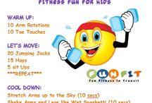 Preschool Fitness