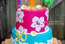 Cake hawIane