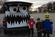 Trunk or Treat  / Great Trunk or Treat ideas... maybe one day this board will come in handy!