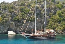 BILIZ / #gulet, #yacht, #bluevoyage, #yachtcharter, www.cnlyacht.com
