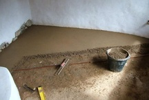 Rammed Earth Floors