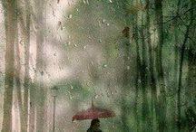Yağmurlu günler