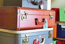 Vintage Crafts / Crafty vintage things!