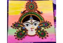 Navratri & Durga Puja Creations