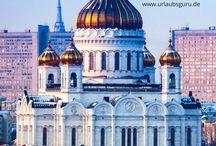 Moskau // Travel