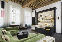 Interior design - design interiéru