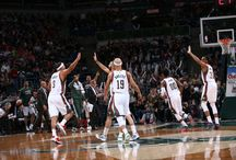 Game Day Photos! / Some of the best photos taken from each game during the 2014-2015 season, starting in January 2015!  / by Milwaukee Bucks