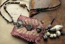 Fabric & Jewellery Ideas