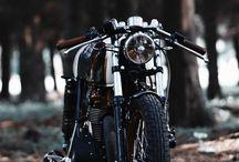 Custom motocycles