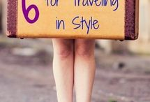 Ready Set GO -- travel tips & ideas / by Susan Batchelor