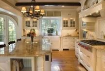 Kitchen Ideas / by Melissa Smith