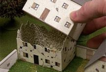 Wargaming Terrain & Scenery / Bolt Action WW2 terrain and details