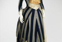 Victorian clothes 1880s