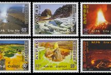 New stamps issue released by STAMPERIJA | No. 452 / ETHIOPIA 2014 - CODE: ETH14104A