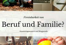 Vereinbarkeit Familie & Beruf