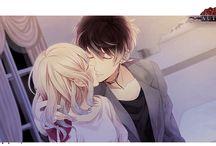Diabolik lovers Ruki × Yui