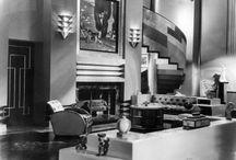 Art Deco Interior Style