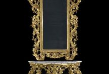 Antique magnificent forniture
