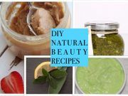 Natural face remedies