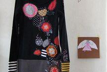 ruha szabás/varrás, újrahasznosítás