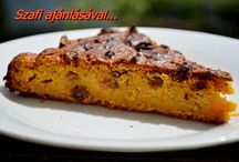 1 Szafi Sütik-Torta (Répa)