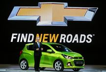 2015 Seoul Motor Show / Next Generation Chevrolet Spark World Premiere at  2015 Seoul Motor Show