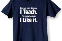 teachery stuff