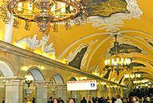 Mosca / Metropolitana