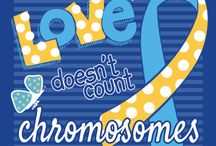 October - Down Syndrome Awareness Month!