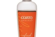 Refresh / by Caren Products