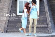 Asian fashion couples / Asian fashion couples