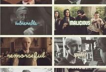 Draco Malfoy / The boy who had no choice