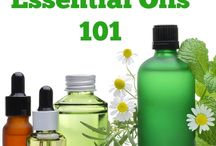 Essential Oils / by Pam Atteberry