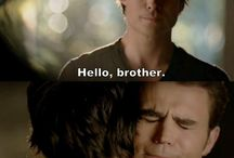 Hello brother Damon and Stefan