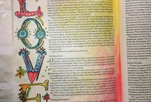 Bible Journaling - 1 Corinthians