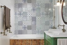 umywalnia/ bathroom / bathroom inspirations