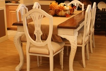 Dining Room Ideas / by Cheri Rowden