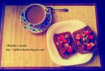 Śniadania / Wszystkie zdjęcia pochodzą z mojego bloga. Tam również przepisy.